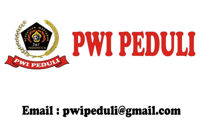 PWI Peduli Galang Dana Perangi Covid-19