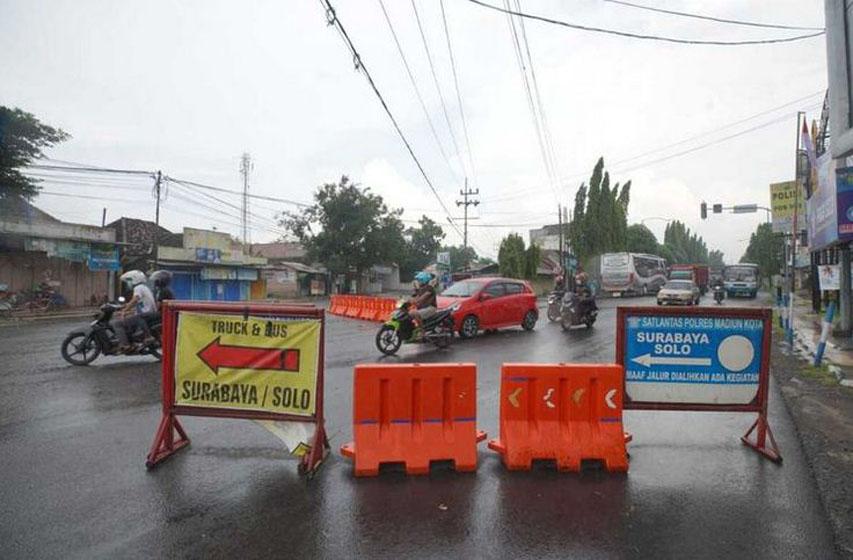 Mendagri Minta Kepala Daerah Buka Pemblokiran Jalan