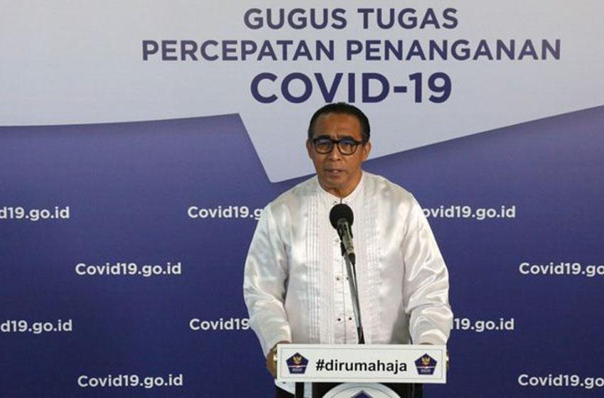 PGI: Terpapar Virus Corona Bukanlah Aib Atau Kutukan Tuhan