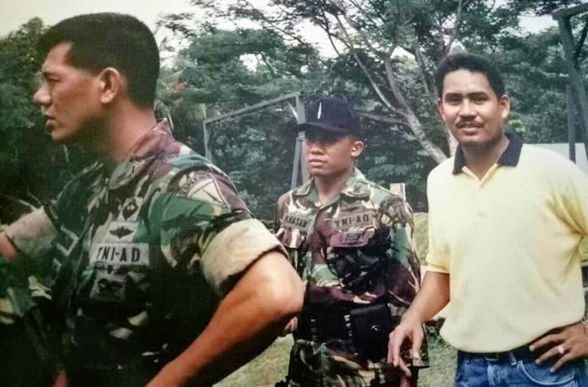 Cerita Lama Mayor Doni Monardo, Suatu Hari