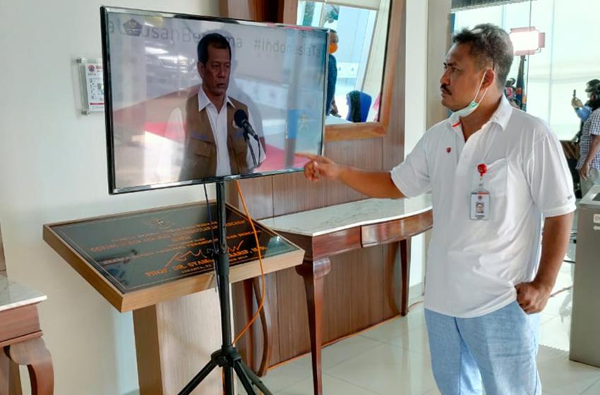 Egy Massadiah, Tenaga Ahli BNPB Bidang Media. (foto: ist)