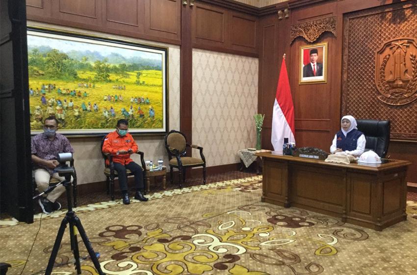 Jawa Timur Belum Berlakukan PSBB