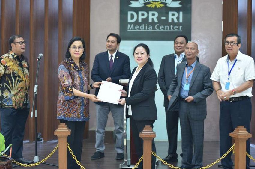Ketua DPR: Perppu No 1/2020 Segera Dibahas