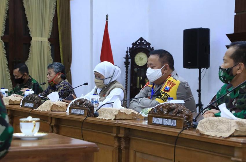 PSBB Surabaya, Gresik dan Sidoarjo per 28 April