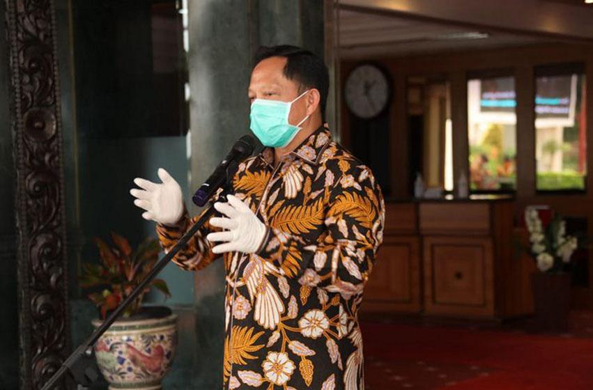 Menteri Dalam Negeri Tito Karnavian— foto puspen kemendagri