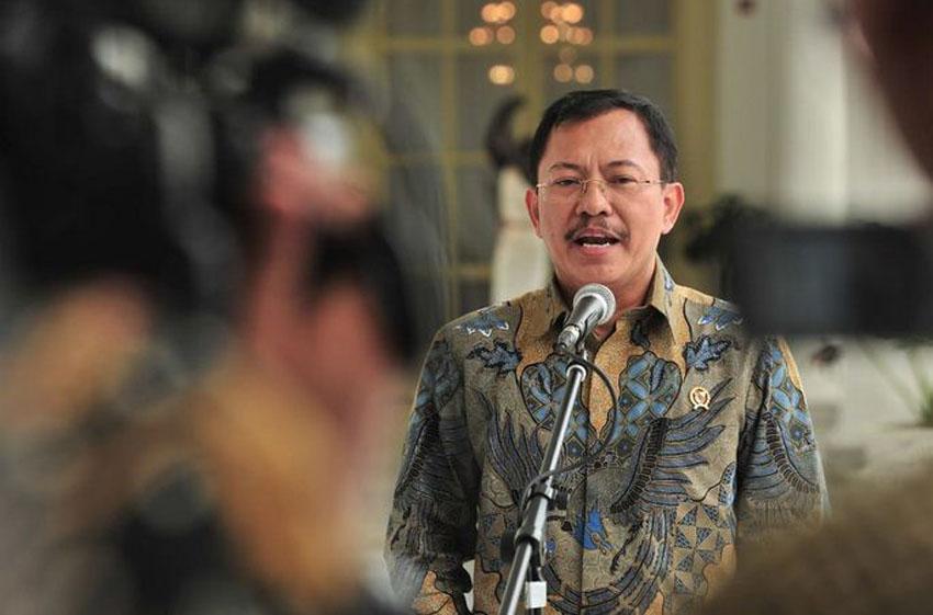 Menteri Kesehatan Terawan Agus Putranto–foto setkab