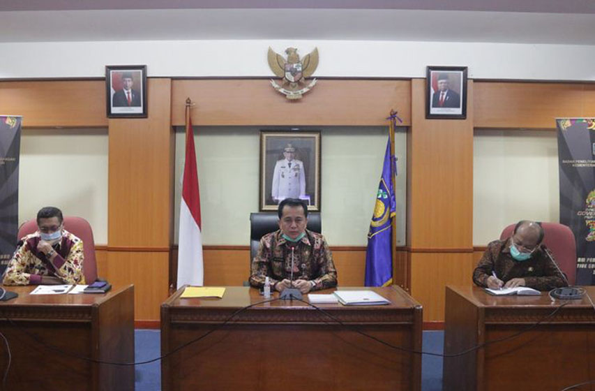 Foto puspen kemendagri