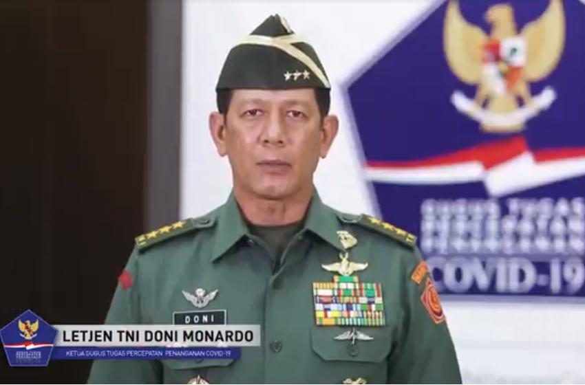 Indonesia Masih Dalam Status Keadaan Darurat Bencana Nasional