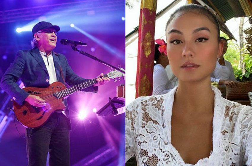 Iwan Fals dan Agnez Mo di Konser Amal 'Satu Indonesia'