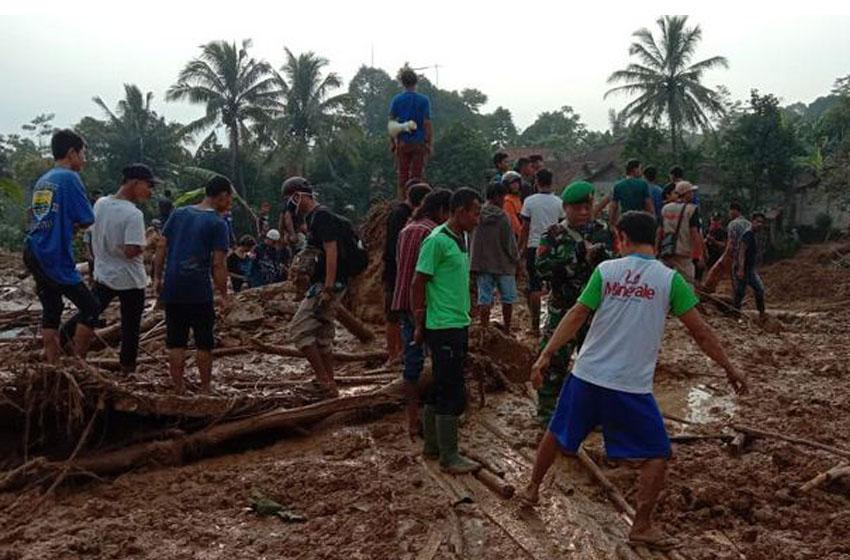 Longsor di Bogor, Banjir Bandang di Aceh
