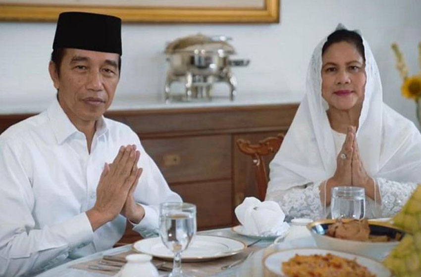 Presiden Jokowi: Selamat Hari Raya Idulfitri 1441 Hijriah