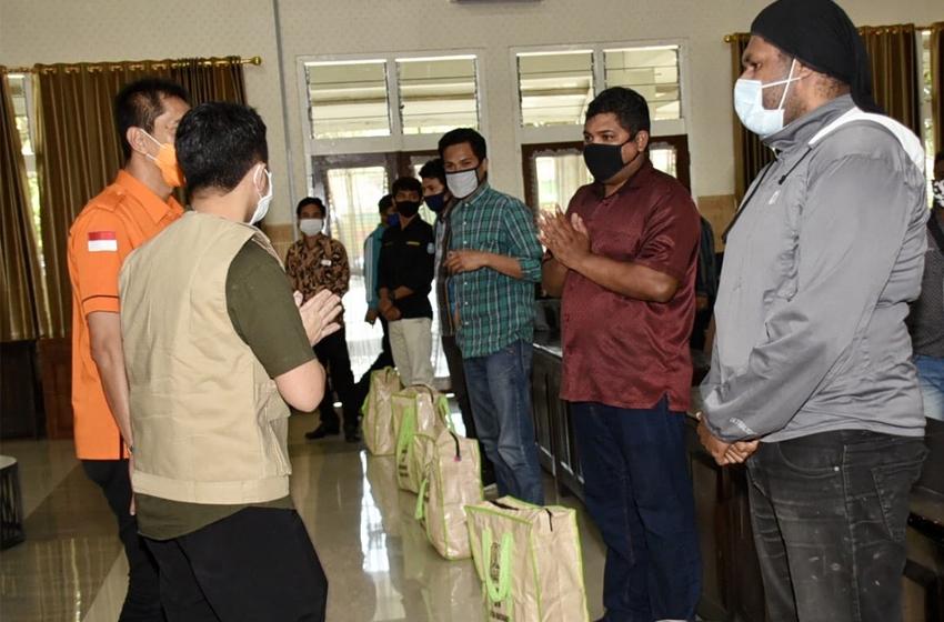 Bantuan bagi Mahasiswa Perantau di Malang