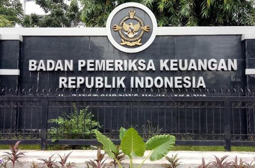 Badan Pemeriksa Keuangan Republik Indonesia.