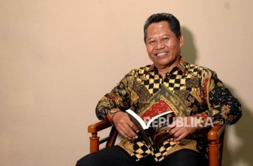 Dr Rustamadji M.Si, Rektor Unimuda Sorong Papua Barat. (Foto: Republika.co.id)