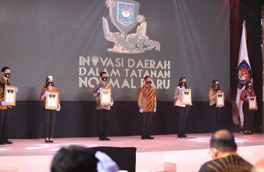 Lomba Inovasi Daerah: DKI Jakarta Gagal Meraih Juara di Semua Kategori