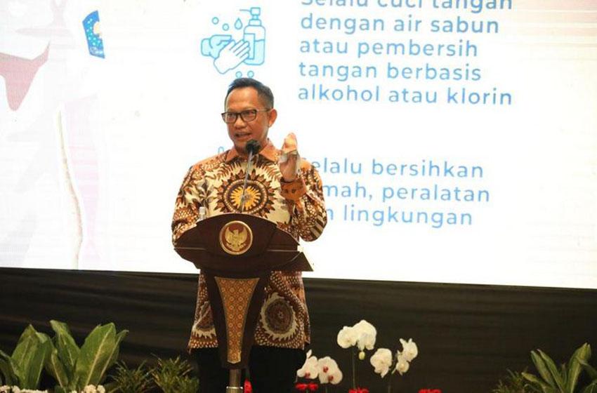 Menteri Dalam Negeri Tito Karnavian–foto puspen kemendagri