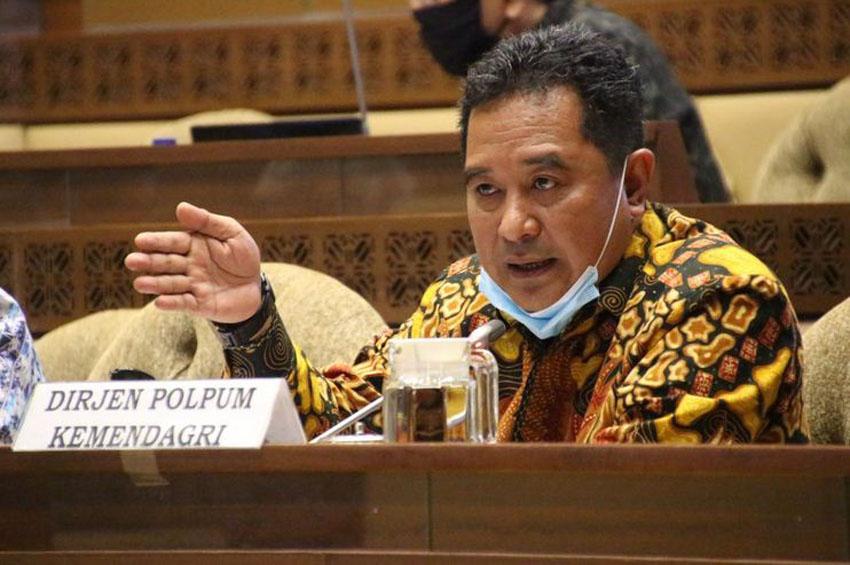 Kemendagri dan Komisi II DPR RI Setujui PKPU Pilkada Serentak 2020