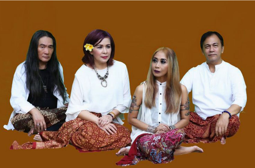 Anuhyang : Musik Etnik dari Toraja, Bali, Minang, Sunda yang Dilapisi Nada Solfegio