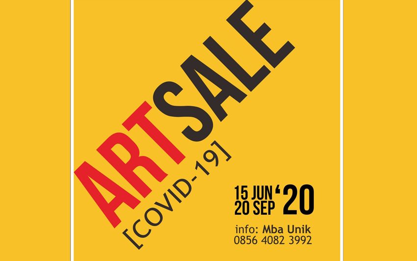 Online Art Sale Covid-19