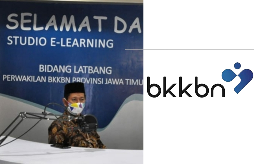 BKKBN Jatim Launching Studio E-Learning