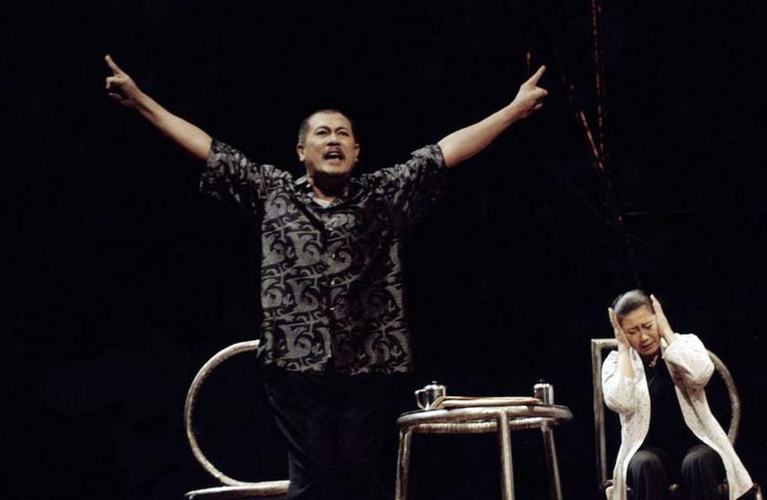'Tanda Cinta' Teater Koma – #NontonTeaterDiRumahAja