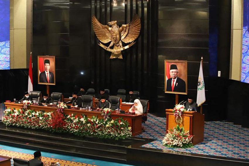 Kemendagri Apresiasi Perjuangan Pemprov DKI Jakarta