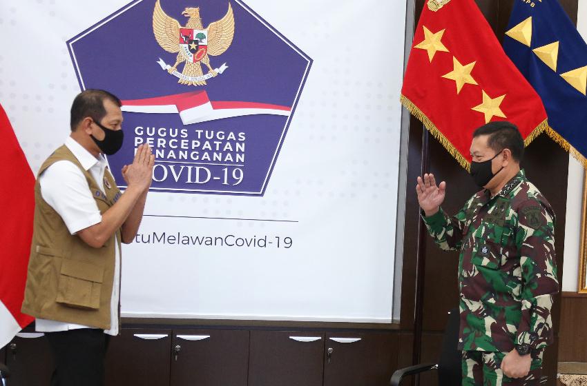 Kopi Puntang Menyibak Kenangan Dua Jenderal