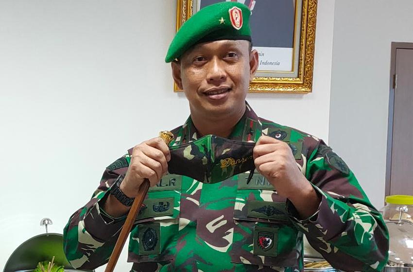 Brigjen Rizal Ramdhani Beroleh Petuah dan Perintah