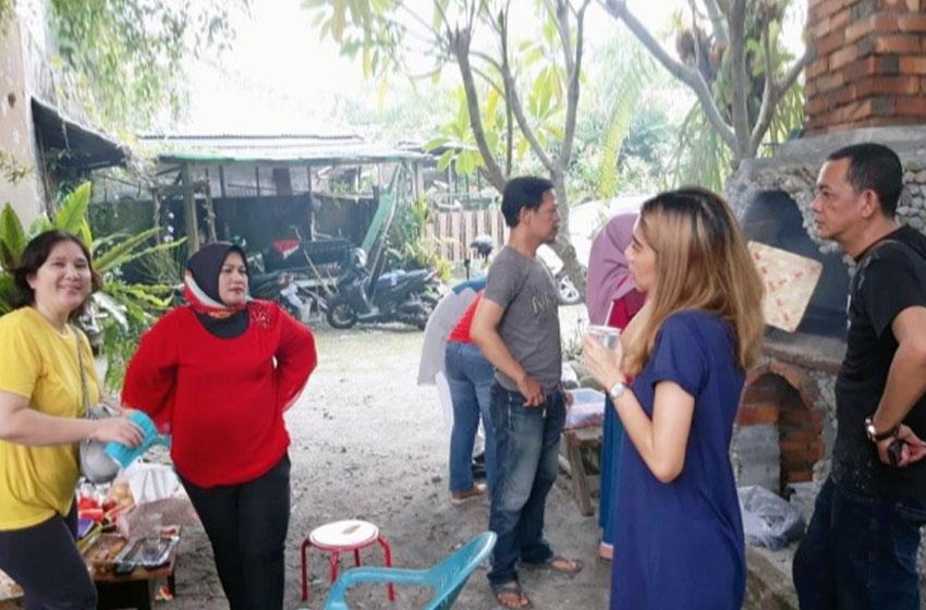 Alumni FB Bersua di Jalan Stella