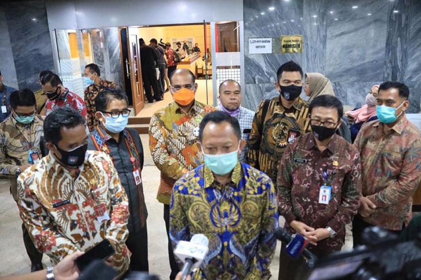 Ini Kata Mendagri Tito Soal Reshuffle Kabinet