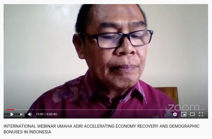 Pasca Pandemi, Recovery Ekonomi Jadi Keharusan