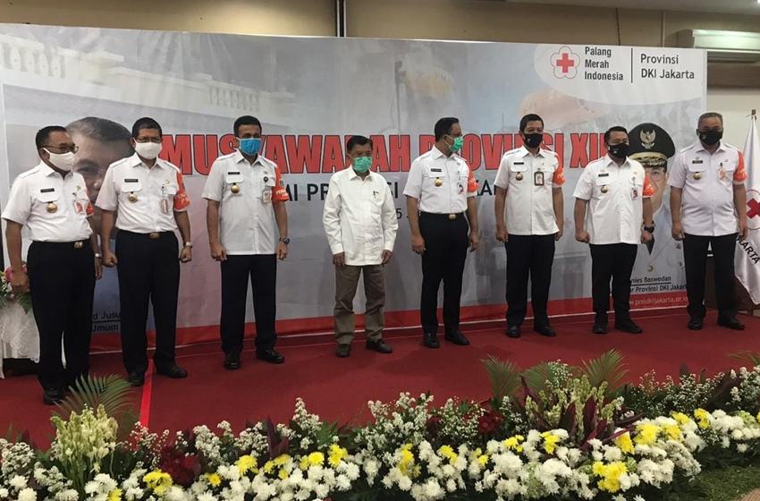 Rustam Effendy, Nakhoda Baru PMI DKI Jakarta
