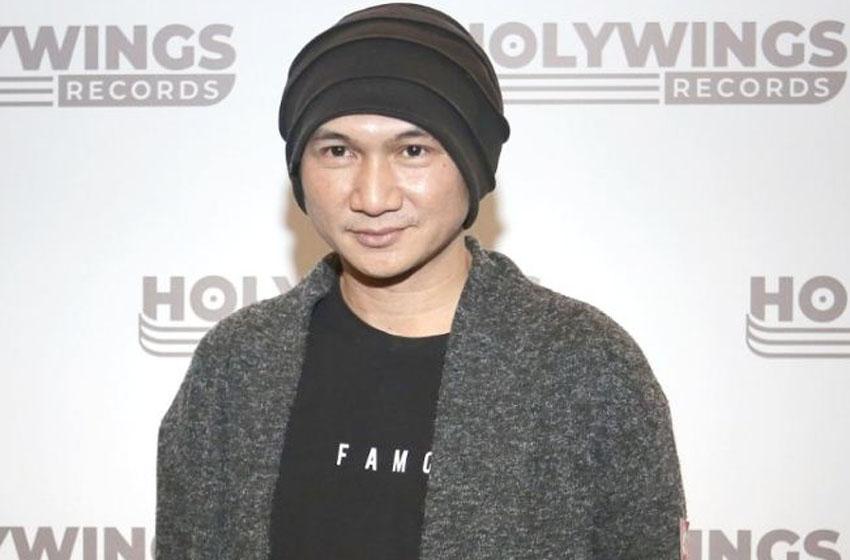 Anji Jadi 'Kepala Sekolah' Holywings Records