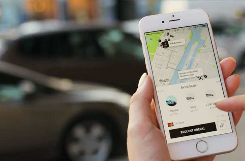 Wacana:  Aplikasi Transportasi 'Online' Jadi Perusahaan Transportasi