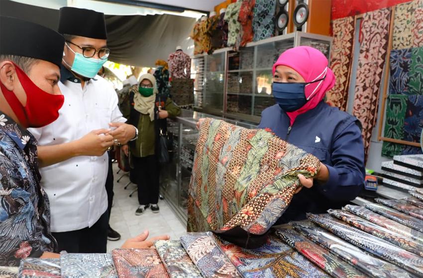 Batik Tanjung Bumi Mulai Bergairah
