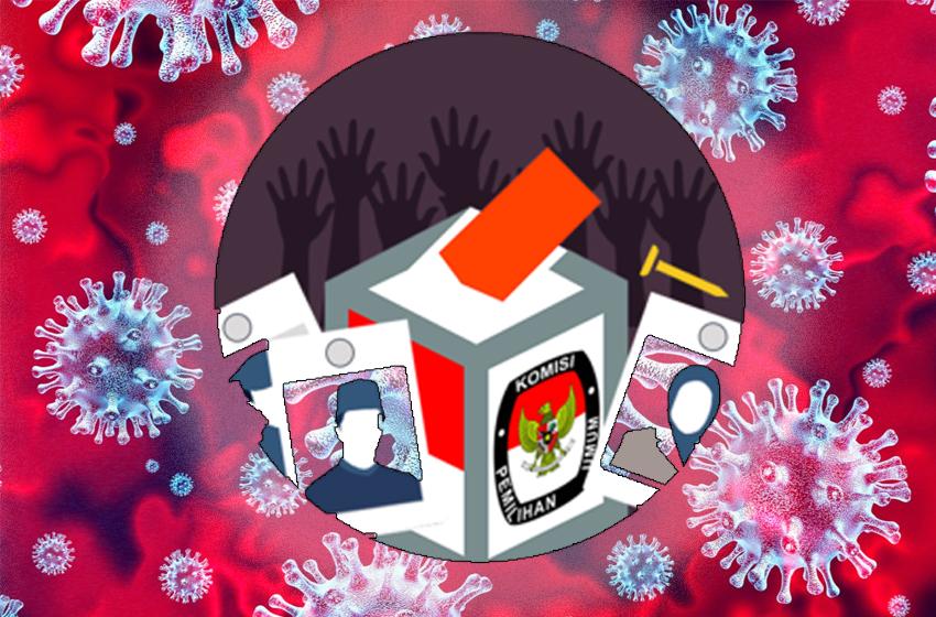 Pilkada di Tengah Pandemi Covid-19