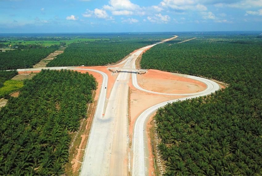 Berkah Infrastruktur, Ekonomi Mekar Silaturahmi Lancar