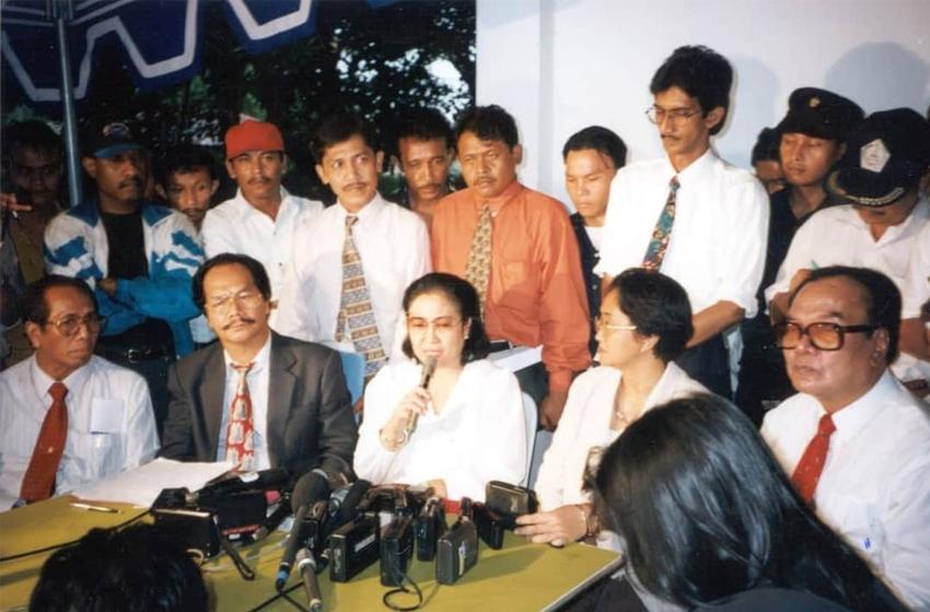 Kudatuli, Perjuangan Demokrasi dalam Ingatan Kader Banteng
