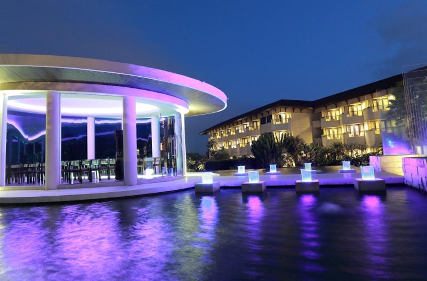 The Singhasari Resort, Kota Wisata Batu. Resort bintang lima satu-satunya di Jawa Timur. (foto: TSR)