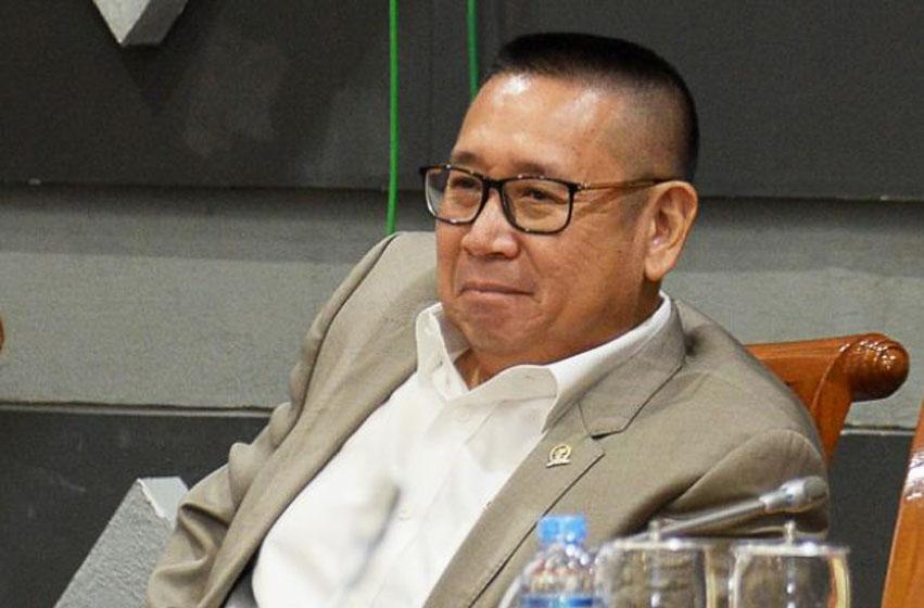 Wihadi Wiyanto , Anggota Komisi III DPR RI—foto dpr.go.id