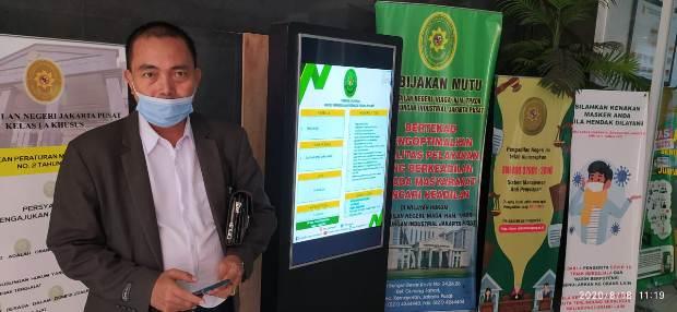 Ketua Lembaga Konsumen Gugat Pertamina