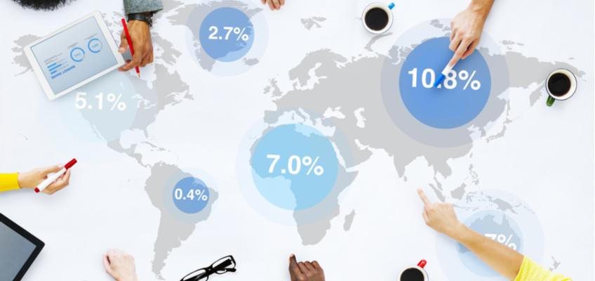 Trik Meraup Untung di Pasar Global