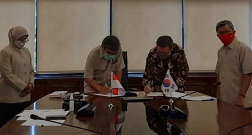 Kolaborasi Indonesia-Korea Lakukan Uji Klinis untuk Atasi Pasien Covid-19
