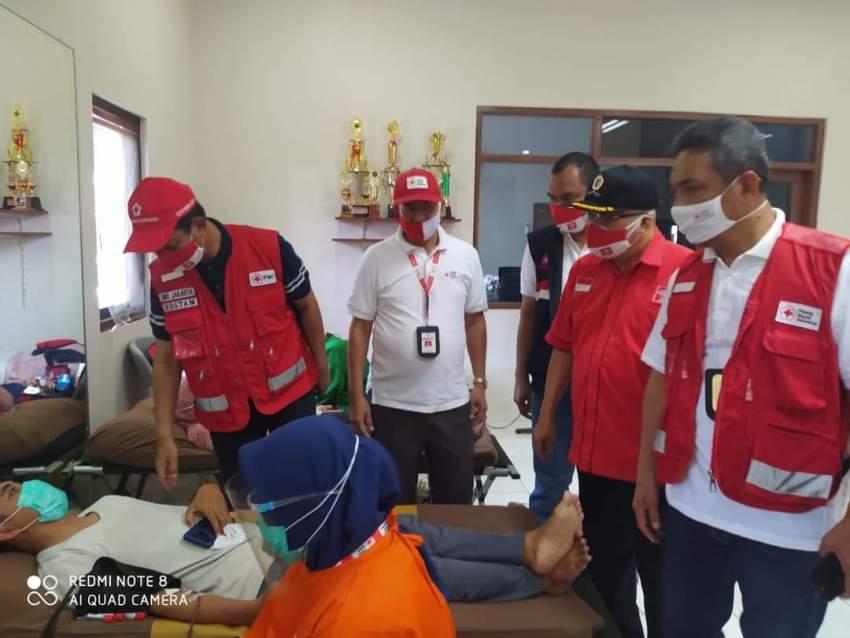 PMI DKI Jakarta, SANDI dan ANIES