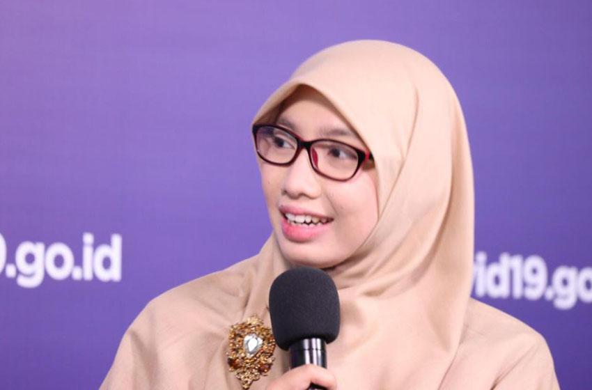 Dewi: Perkotaan Sumbang Kasus Covid 19 Tertinggi