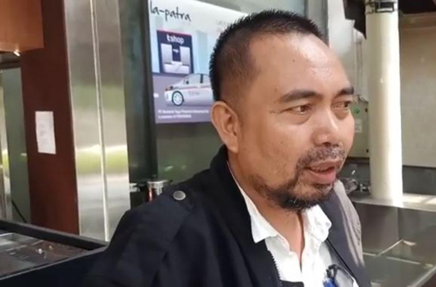 Kuasa Hukum Marga Keret Kalami Klaglas Klakalus, R Mas MH Agus Rugiarto SH—foto istimewa