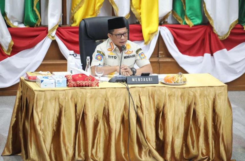 Mendagri Dorong Satpol PP dan Satlinmas Bertindak Tegas