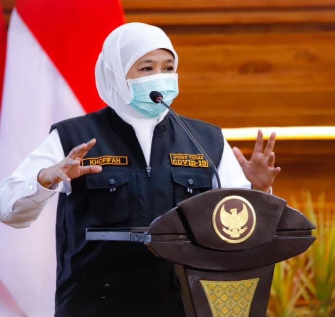 Khofifah,  Indonesia Kehilangan Jurnalis Terbaik