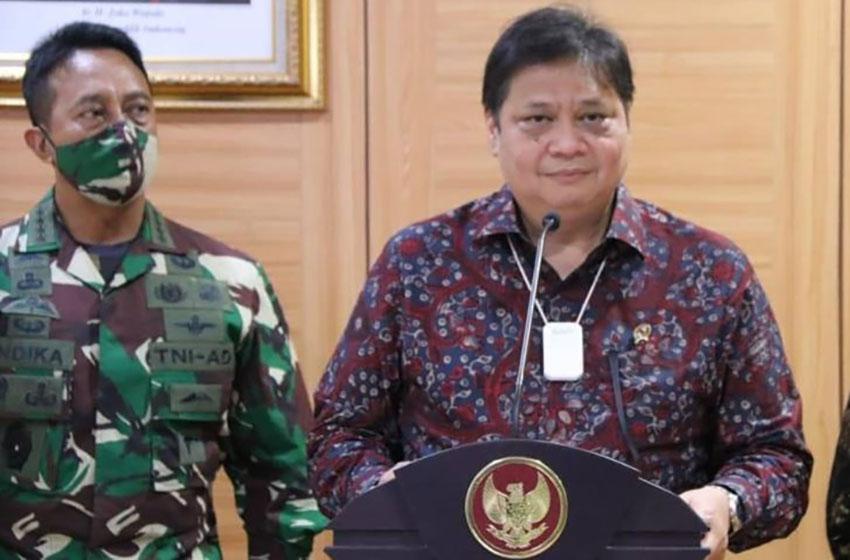 Airlangga Hartarto: PSBB DKI Jakarta Masih Berlaku