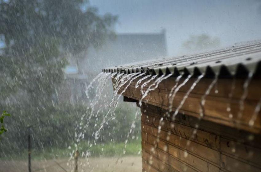 Ilustrasi musim hujan— foto bmkg